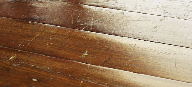 Wood Floor Care And Maintanance