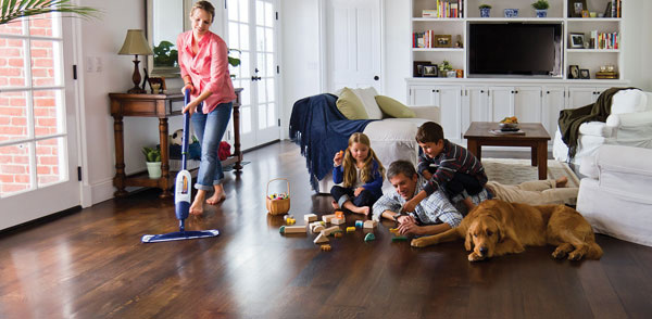 hardwood floor repair services in Chicago