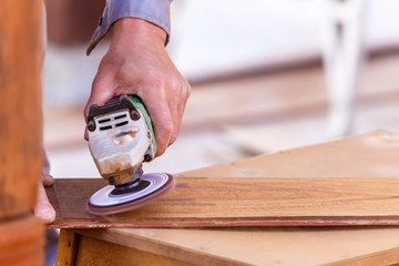 Sanding your hardwood flooring