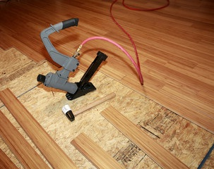 Chicago laminate floor repair
