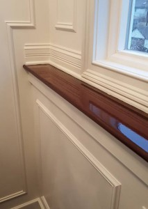 Ebony stain & finishing in Elmwood Park