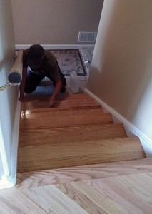 Floor & Stairs Coating